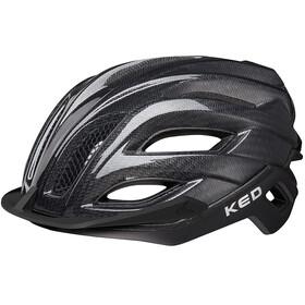 KED Champion Visor - Casque de vélo - noir